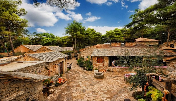 The Dalmatian Ethno village in the very heart of Solaris Beach Resort is one of Solaris' most recognized brands.