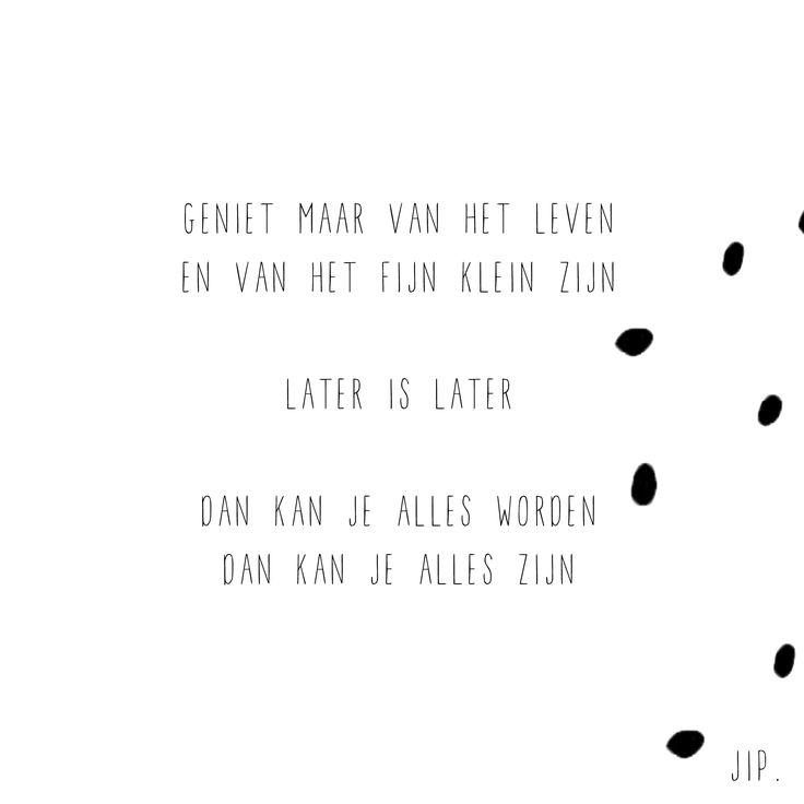 Tekstje voor geboorte, geboortekaartje, felicitatie voor een kindje, ouders, gedichtje van Gewoon JIP. © Een tekstje van JIP. gebruiken? Dat kan! Maar neem eerst even contact op via info@gewoonjip.nl