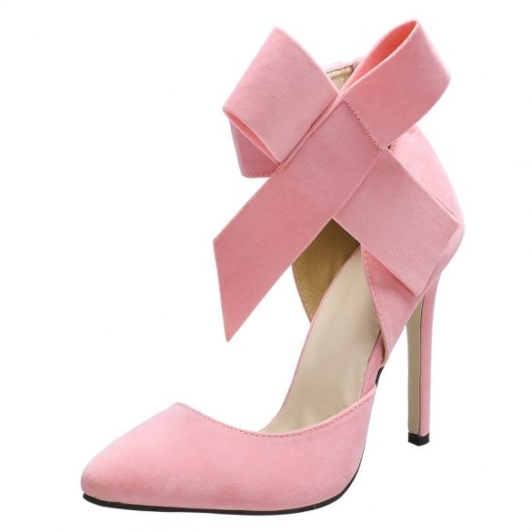 Buy here: http://www.wholesalebuying.com/product/fashion-sexy-women-stiletto-high-heel-ankle-bowknot-pointed-toe-pump-sandal-party-shoes-size-37-40-173076?utm_source=pin&utm_medium=cpc&utm_campaign=ZYWB102