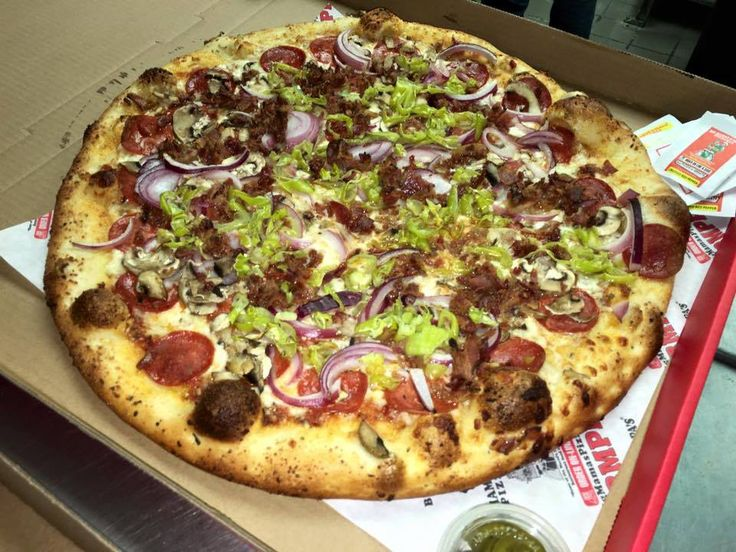 The perfect topping combination 👌 #BMPP https://ordernow.bigmamaspizza.com/