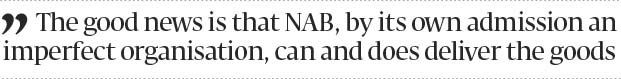 Corruption stripped naked - The Express Tribune