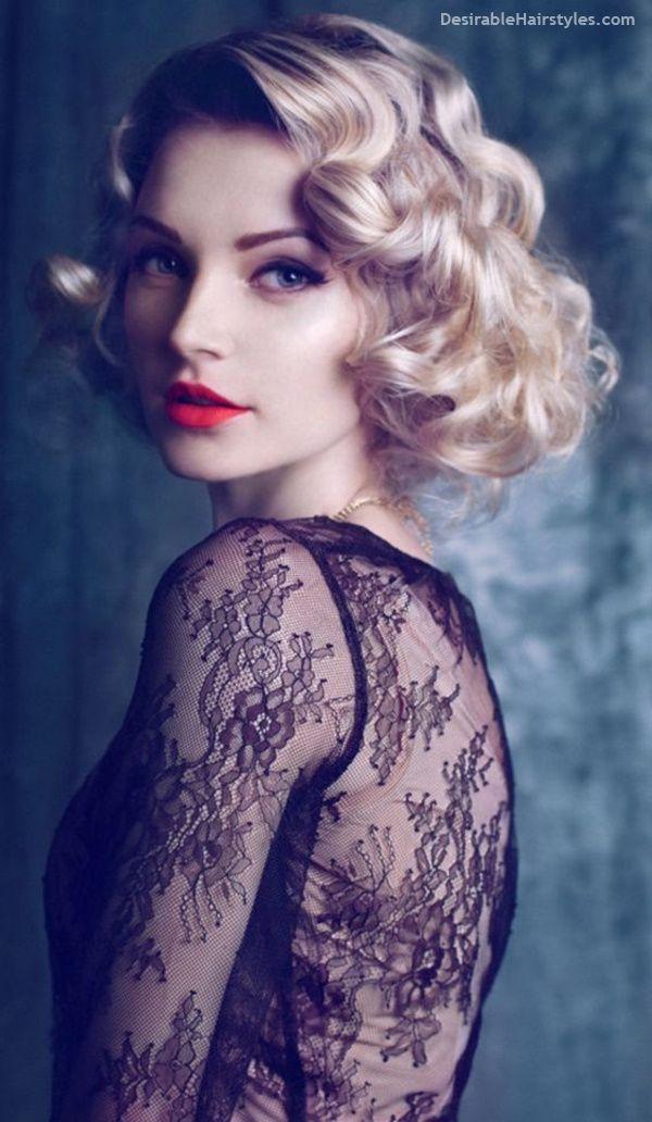 30 zeitlose Hochzeitsfrisuren für kurzes und mittleres Haar #Kurz