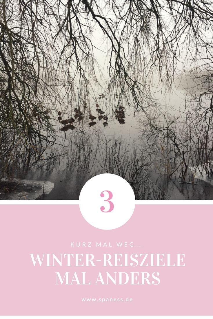 Winter Reise Ziele mal anders... 3 Top Reisziele in Deutschland!