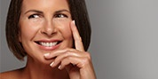 XEOMIN® is a prescription medication used in facial aesthetics to temporarily improve the appearance of moderate to severe  frown lines between the eyes (and much more) in adults.  An alternative  to Botox.