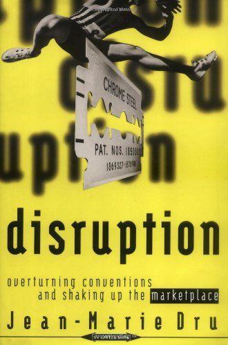 Disruption - Jean Marie Dru