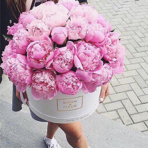 A flower a day keeps the doctor away (we're pretty sure). 💐  #elavonza #peonies #pinkpeonies #flowers #florals #flower #bouquet #blooms #fleurs #paris #parisian #wedding #weddings #bridalshowers #bridalshower #bridetobe #pinterest #pretty