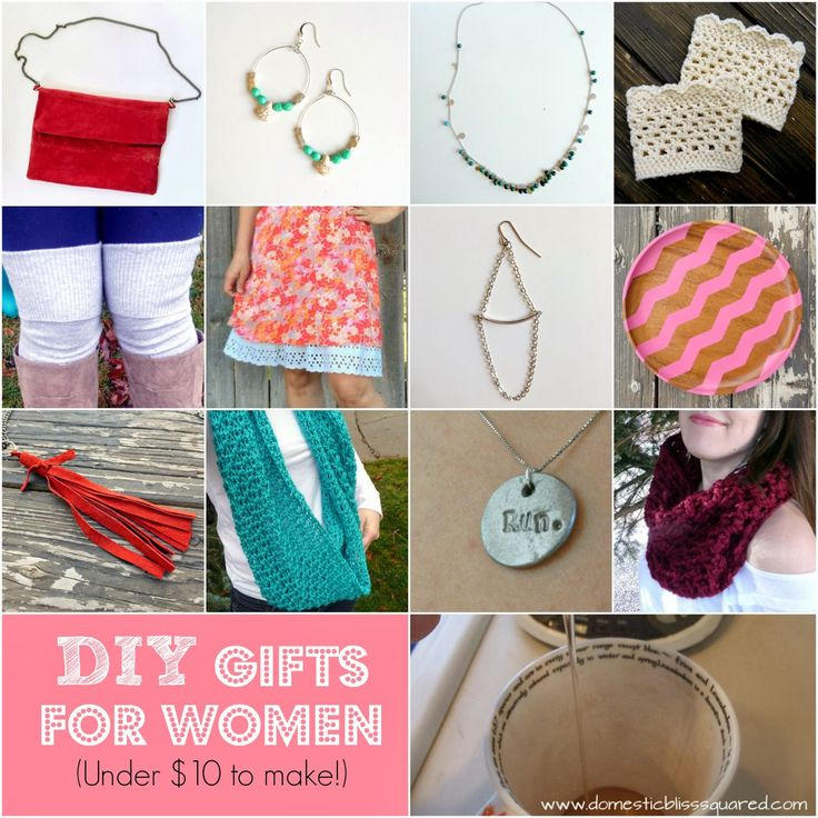 Homemade Christmas Gift Ideas For Women Diy Projects Craft: 1000+ Images About A-Round-Up Crafts. On Pinterest