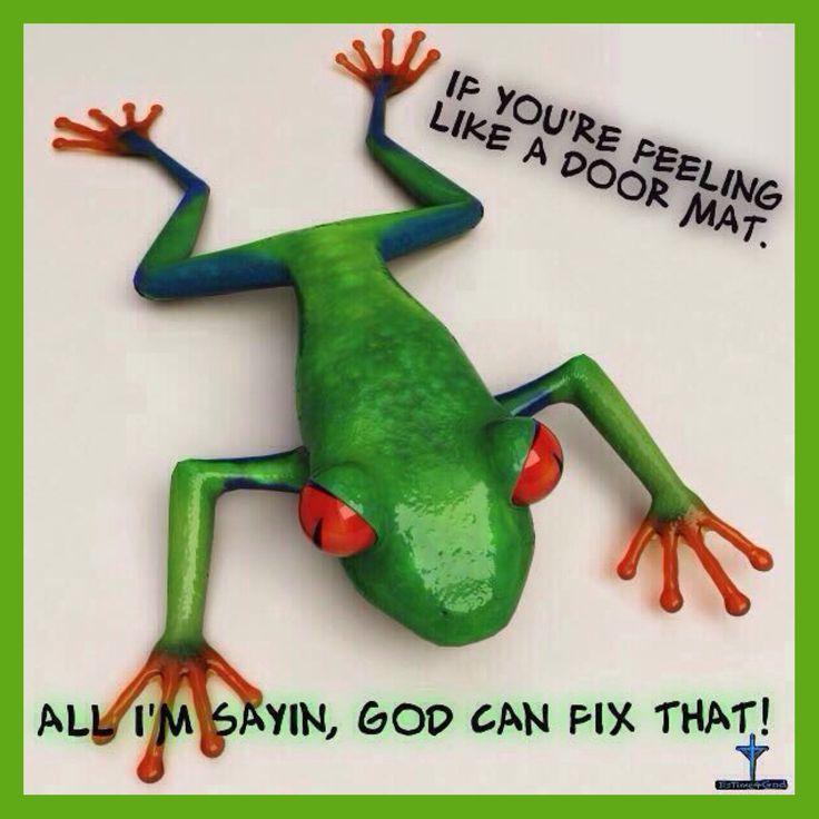 Fun Frogs of Faith