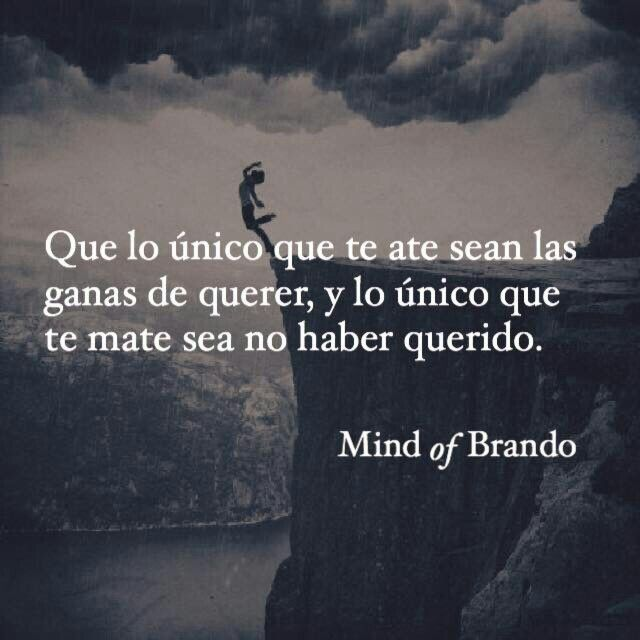1000+ images about MIND OF BRANDO on Pinterest | Tu y yo, No love ...