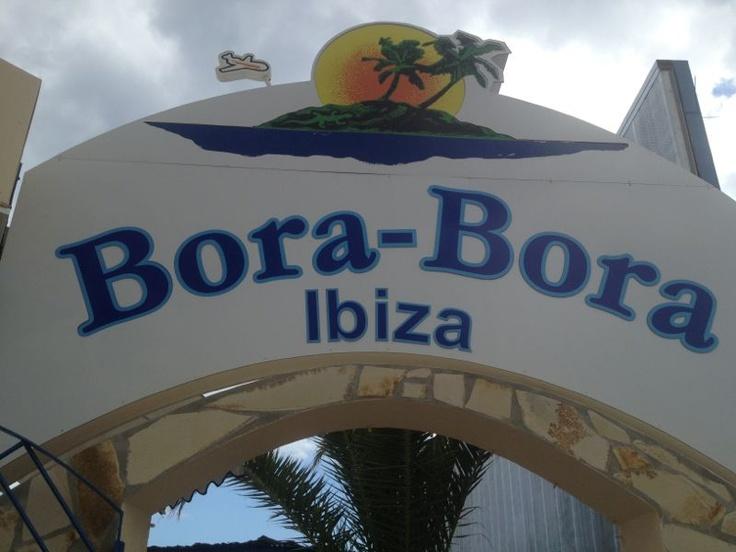 Opening Bora Bora Ibiza