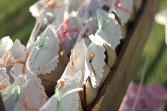 Bolsas para dulces papel kraft