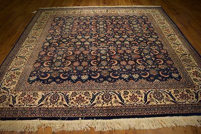 Cheap Rugs online Prestigious Handmade Rug 8' x 8' Square High End Art Work