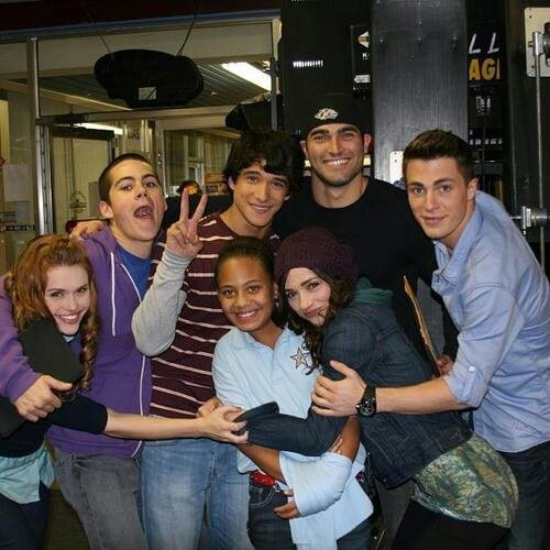The Amazing Cast of Teen Wolf