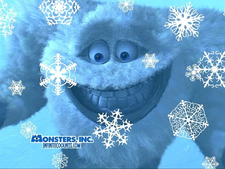 *ABOMINABLE SNOWMAN ~ Monsters Inc.,