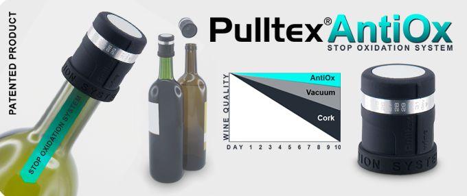 AntiOx beschermt de wijn tegen oxidatie. Sinds jaren zoeken Horeca-uitbaters en consumenten naar oplossingen om wijn te serveren per glas. Eens geopend oxydeert wijn snel als gevolg van blootstelling aan het zuurstof in de lucht. Een geopende fles wijn goed kunnen bewaren is dus noodzakelijk om per glas te kunnen schenken. Goedkoop, zeer eenvoudig en snel in gebruik (gewoon de stop op en van de fles zetten). Ga naar www.nonfoodcompany.com om hem te bestellen!