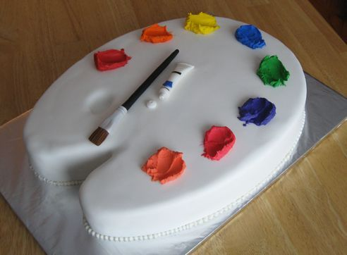 Local Cake Artist : 36 best images about Artists cakes on Pinterest Art ...