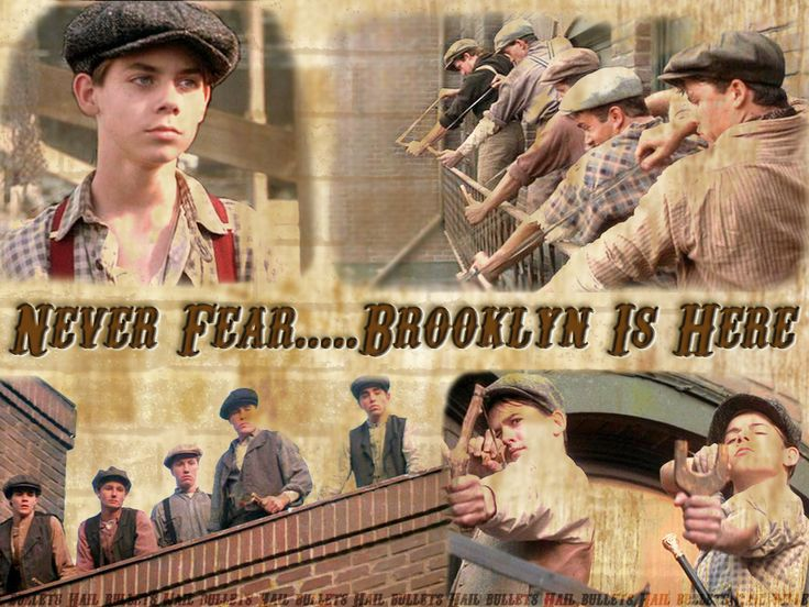 """Never fear, Brooklyn is here."""