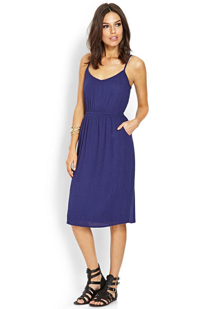 Dames casual jurk | shop online | Forever 21 - 2000127562