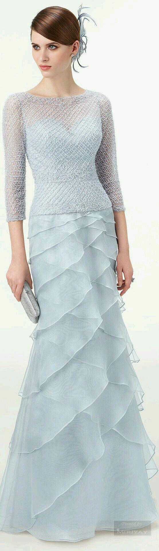23 best vestidos madre de novia images on Pinterest | Party fashion ...