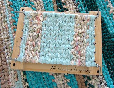 Our Old Country Store: Mini Rag Rug Loom for Sale - Rug Weaving Loom For Sale Roselawnlutheran