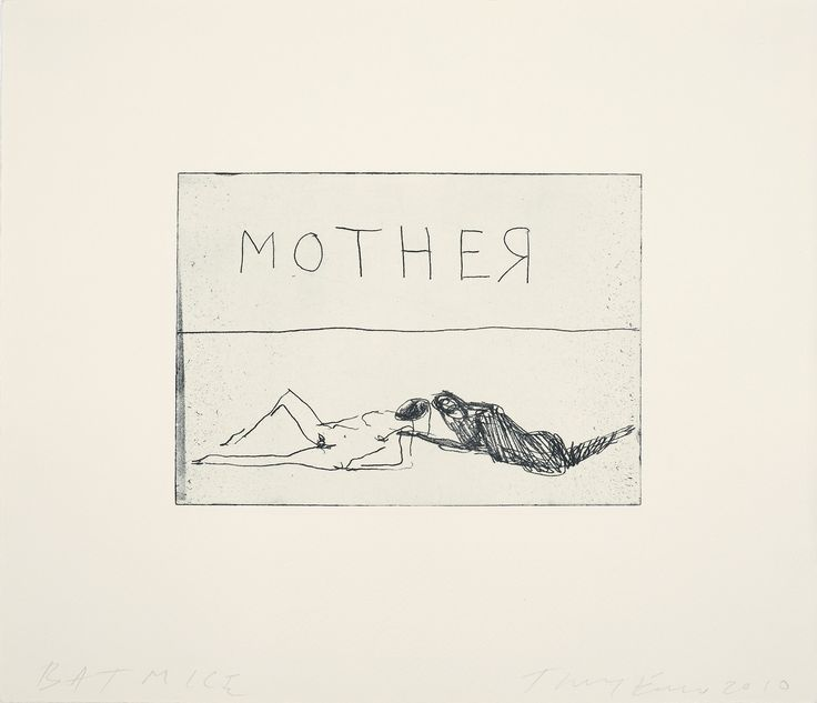 tracey emin drawings