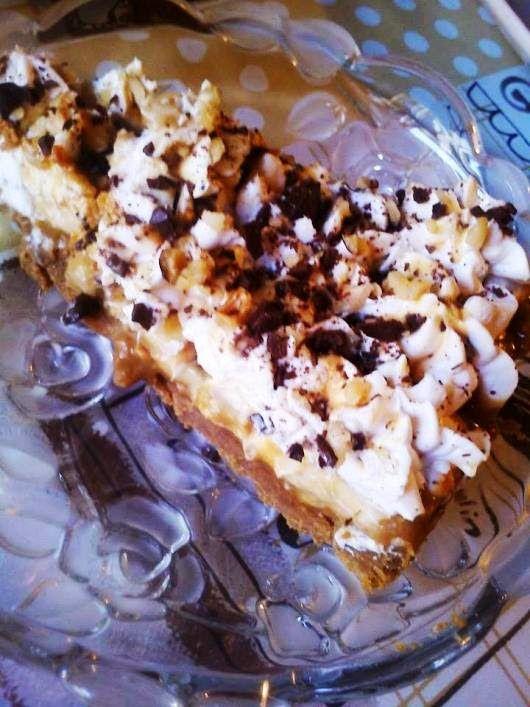 H μάνα του ... λόχου: Μπανόφι ή Banofee pie