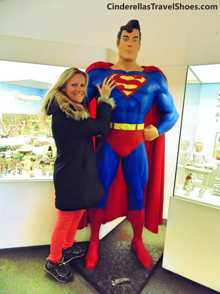 Me with Superman