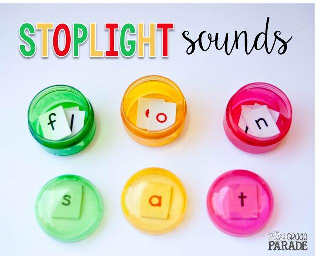 Stoplight Sounds