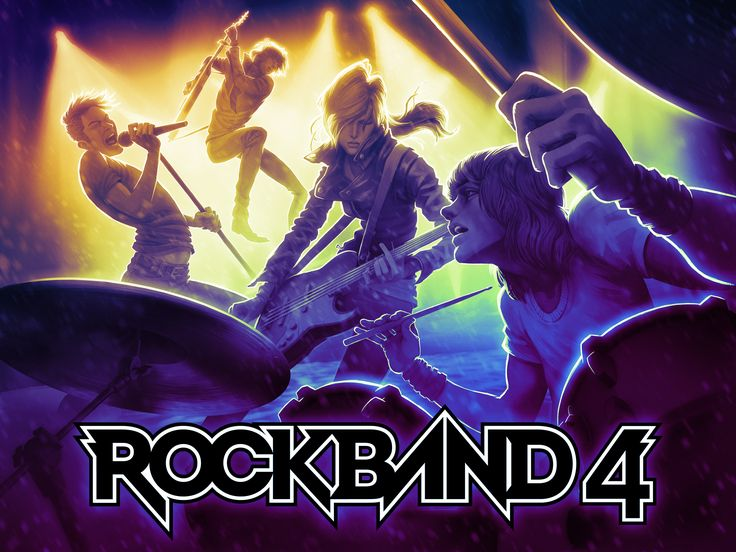 Rock Band 4 Confirmed For Xbox One and PS4 - http://www.gizorama.com/2015/news/rock-band-4-confirmed-for-xbox-one-and-ps4