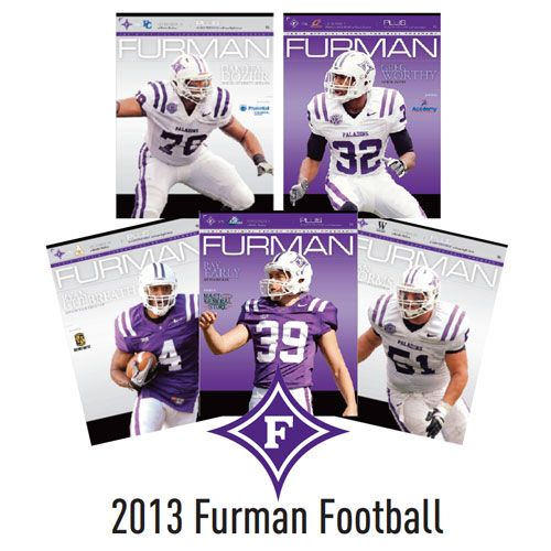 Furman Fans, get ready for #CollegeColors Day with the 2013 Furman Football Collection at IMGProducts.net! #PaladinPride