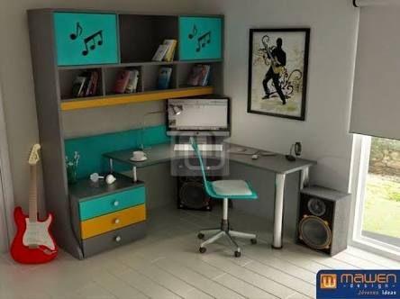 Resultado de imagen para muebles de escritorio modernos para casa