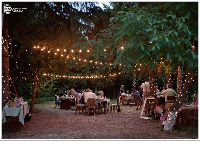 Amazing Rustic Wedding