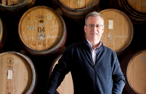 Why after 29 years with Penfolds - 16 as Chief Winemaker  - responsible for Australia's most famous wine -  would John Duval seek change?  The answer is simply the opportunity to develop his own family wine business and to make his own wines, in a region which has the oldest Shiraz, Mourvedre and Cabernet wines in the world.