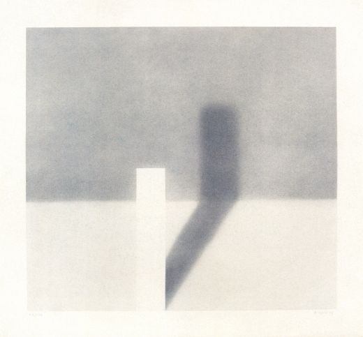 Gerhard Richter / Shadow Picture I