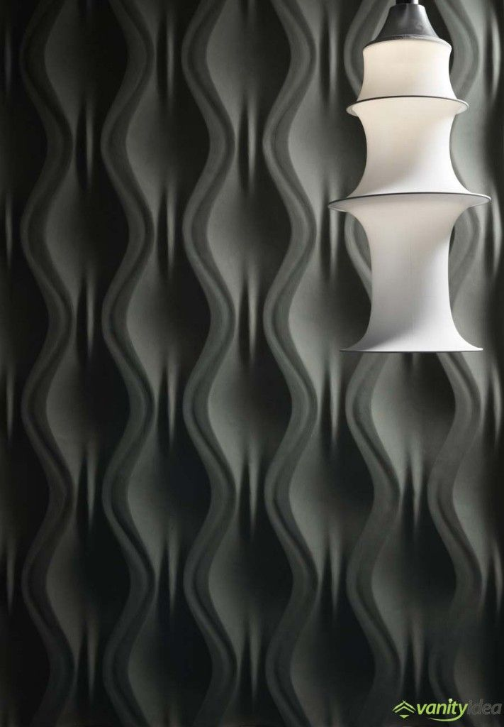 artistic wall surfaces in different colors