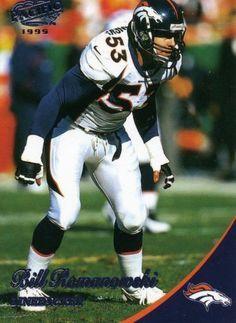 photo of Bill Romanowski in a Denver Broncos game - Google Search