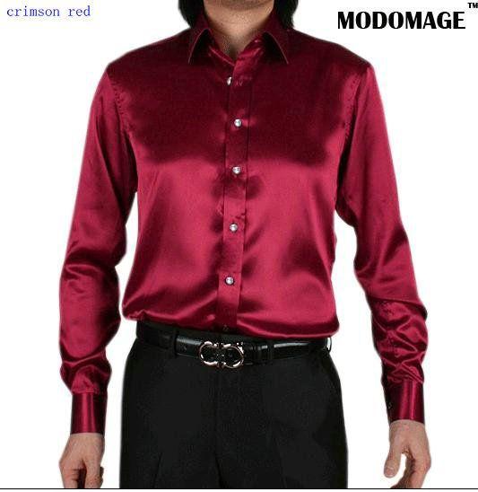 Шелковая рубашка с принтом в стиле книжных обложек