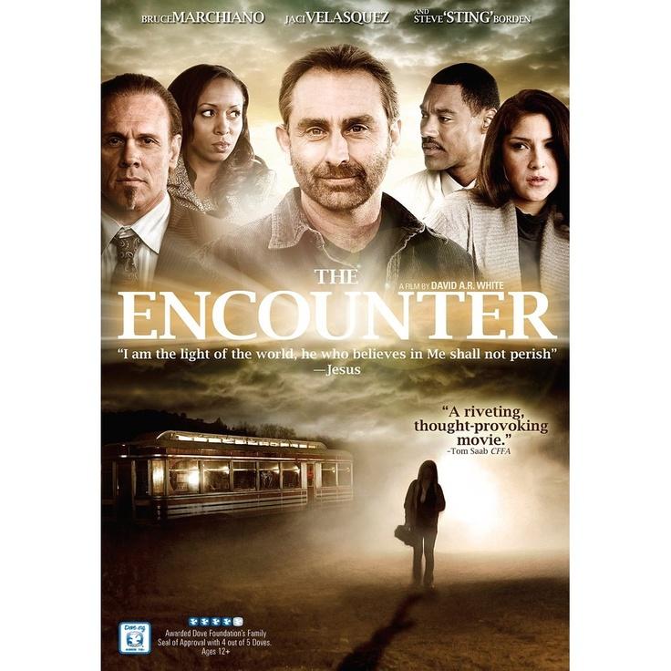 Amazon.com: The Encounter: Steve Sting Borden, Bruce Marchiano, Jaci Velasquez, David A.R. White: Movies & TV