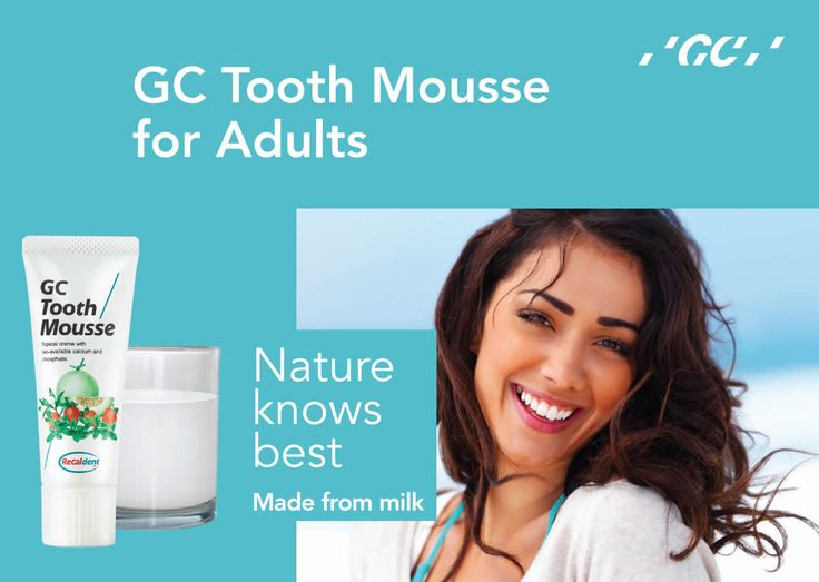 Helping you create your perfect healthy smile.  GC #Tooth Mousse is an essential part of a good oral health program which your dental professional will prescribe for you.  GC Tooth Mousse contains 10% (wt) #RECALDENT™ (#CPPACP) to provide you with a concentrated source of bio-available calcium and phosphate for strengthening and protecting your teeth.