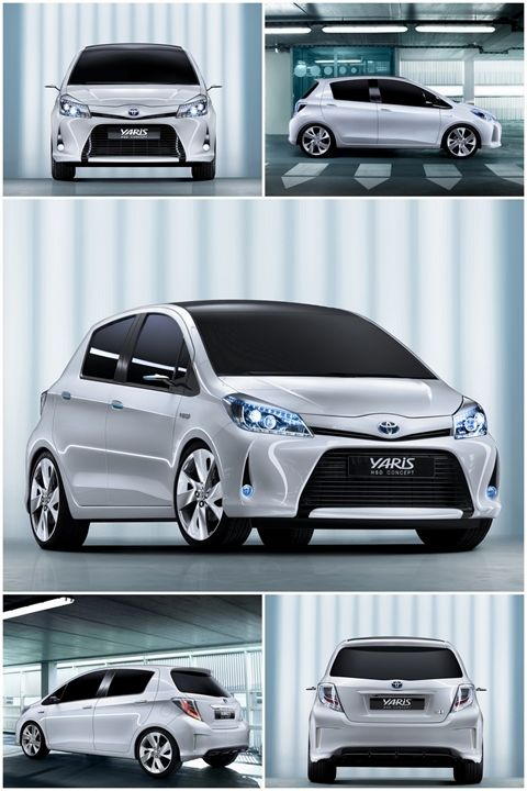 42 best stuff to buy images on pinterest autos backyard patio ntyota yaris hsd concept 2011 fandeluxe Images