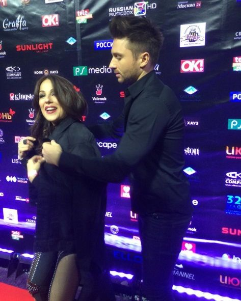 Ira Losco and  Sergey Lazarev during the Eurovision 2016 Riga Party  #SergeyLazarev #iralosco  #eurovision2016 #eurovision  http://www.casinosolutionpro.com/eurovision-betting-odds.html
