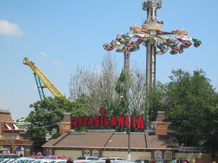 fantasilandia theme park, Santiago  http://www.carltonleisure.com/travel/flights/first-class/chile/santiago/leeds-bradford/
