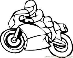 Afbeeldingsresultaat voor motorbike colouring in sheets