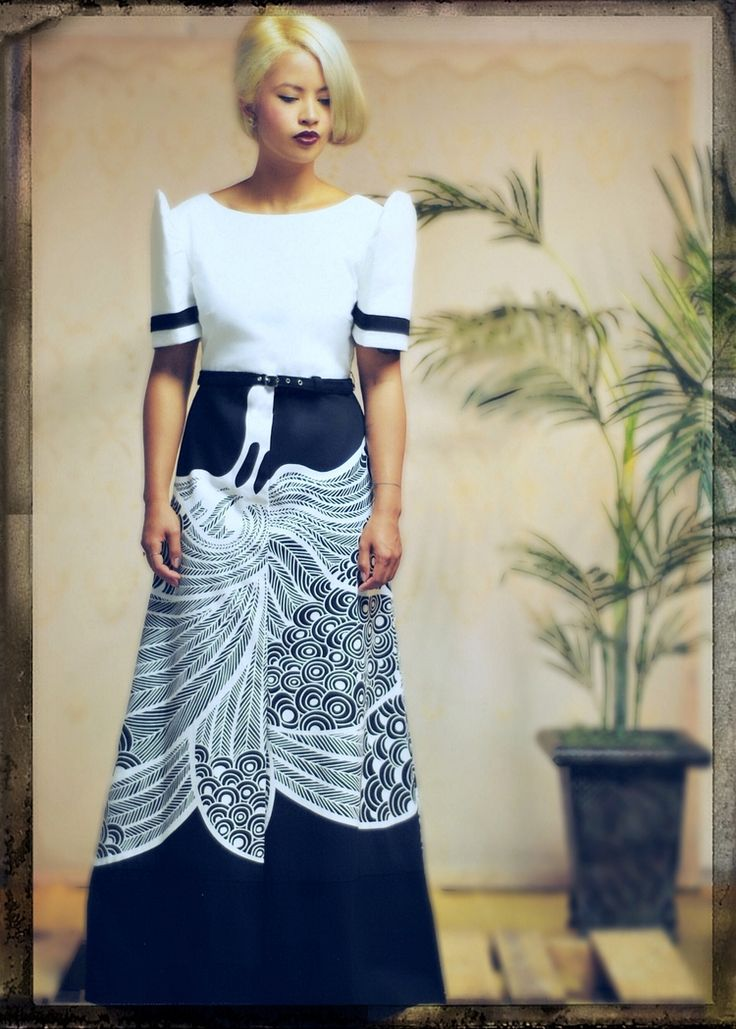 63 Best Images About Modern Filipiniana On Pinterest