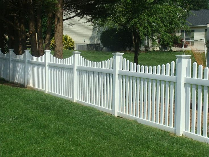 Portable Garden PVC Fence, Fire Resistant Fence Material