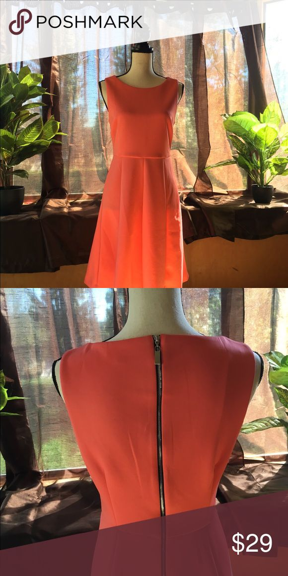 Beautiful Coral Colored Dress Coral Dress Dresses