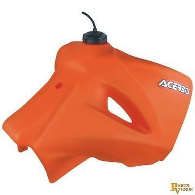 Acerbis Fuel Tank 6.6 Gallon Orange fits KTM 400 SX Racing 2002 07010795_3 21406