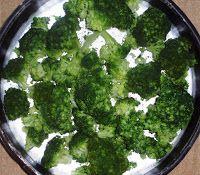 Θα αρέσει σε μεγάλους και.....μικρούς. Τι θα χρειαστούμε: 1 κιλό μπρόκολο 300 γρ. φέτα 1 φλιτζάνι κασέρι τριμμένο 1 φλυτζάνι γραβ...