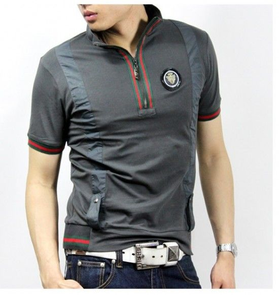 Gucci shirts for men | gucci-t-shirts-polo-t-shirts-men-Fashion T-shirts Menu0026#39;s Gucci Full ...