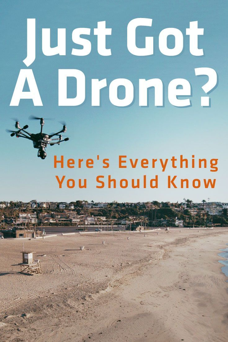 Just got a new drone? Here is my guide to everything you need to know to get started! via @fromwhereidrone